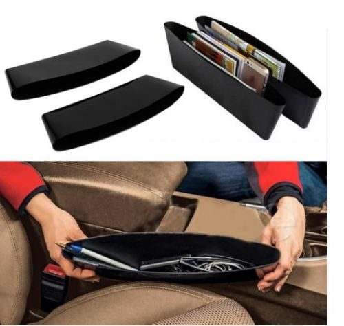Car Organizer - Gap Filler & Catcher (set of 2)