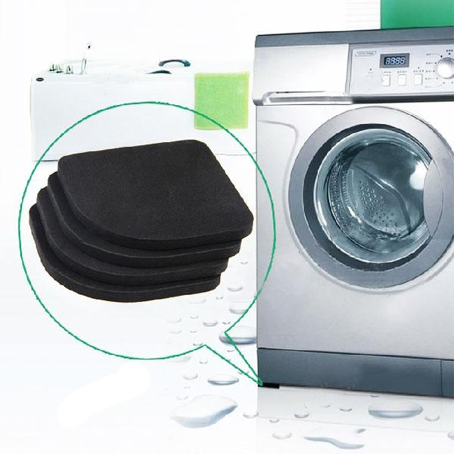 Anti-Vibration Pads-Washer & Dryer Pads