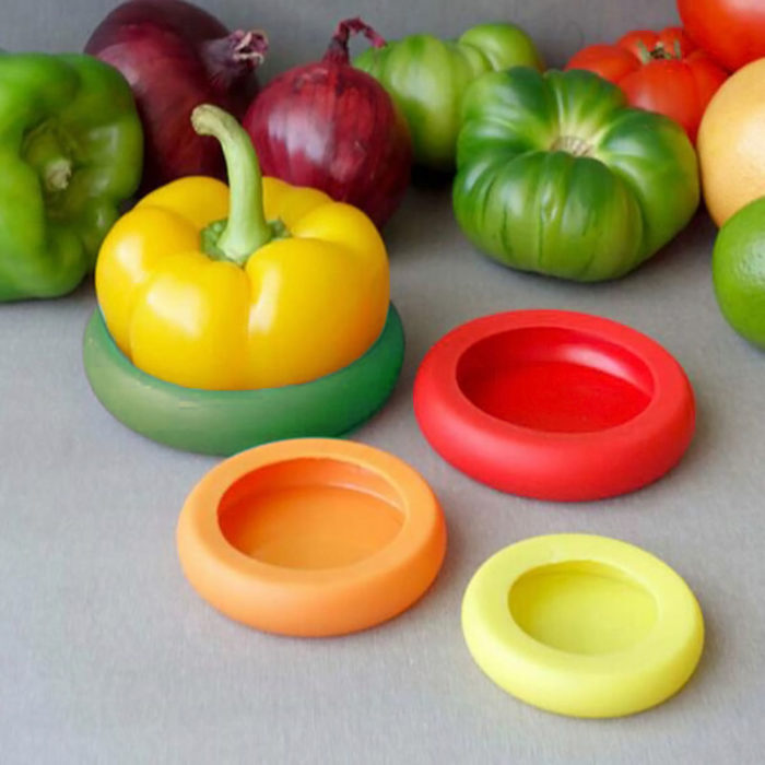 Silicone Food Hugger