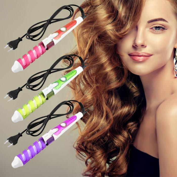 Spiral Curls-Electric Curlers-l1600
