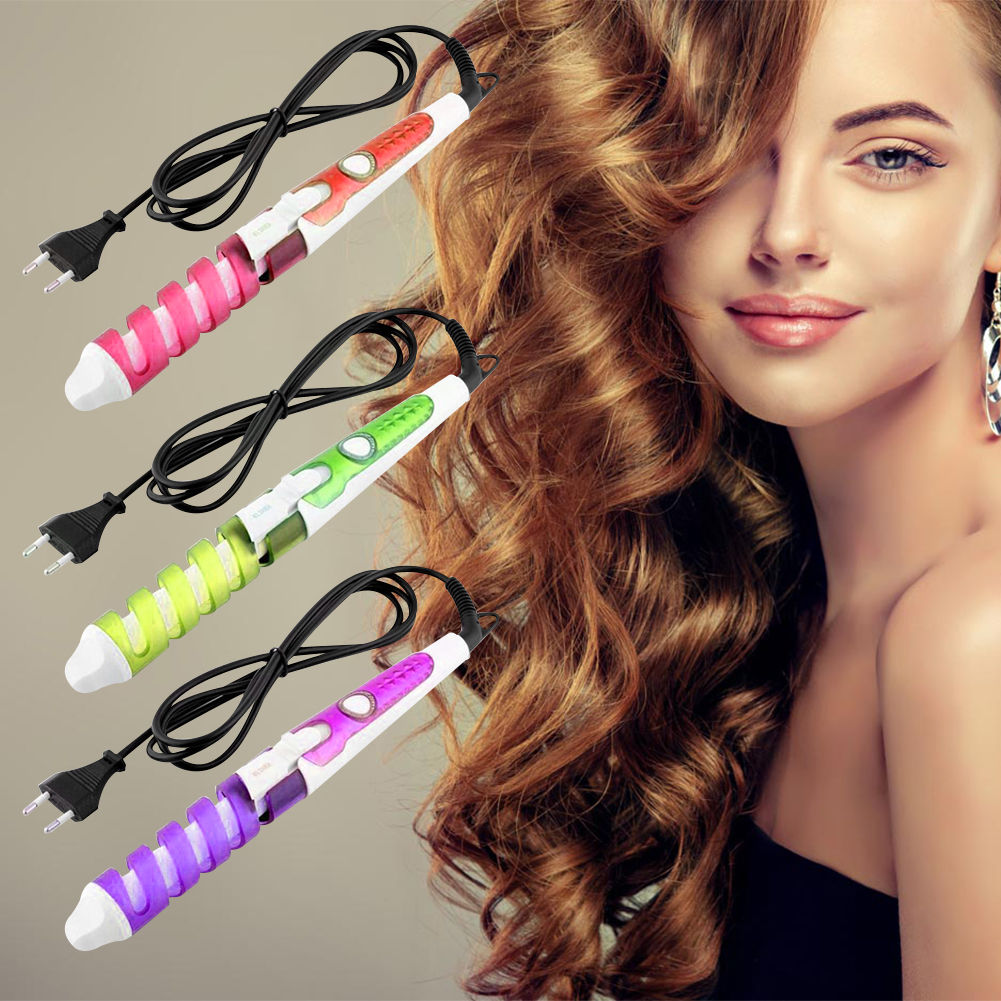 Spiral Curls-Electric Curlers-l1600