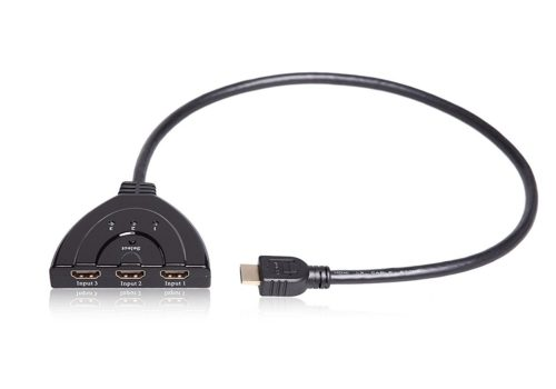 HDMI Cable & Switch