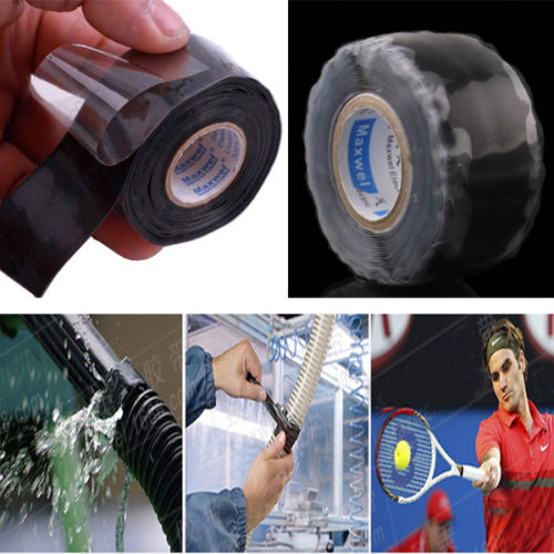 Waterproof Repair Tape-Silicone Tape
