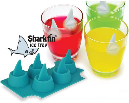 Novely Ice Tray-Shark Fin Ice Tray