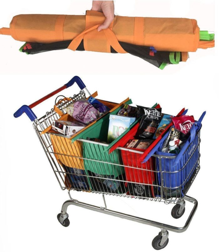 Reusable Shopping Bags- The Reusable Trolley Bag