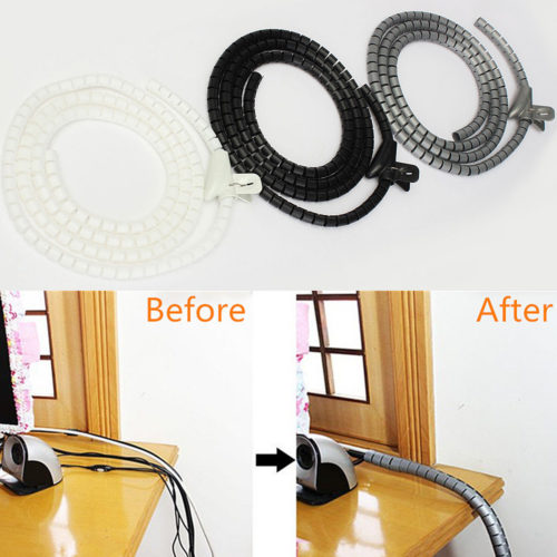 Cable Organizer-Cable Wrap