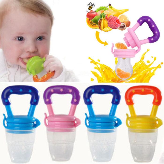 Baby Nipple Feeder - Food Nipple