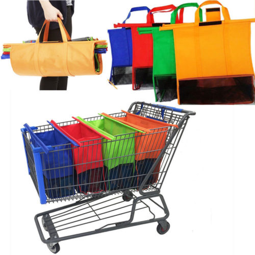 Reusable Shopping Bags- The Reusable Trolley Bag