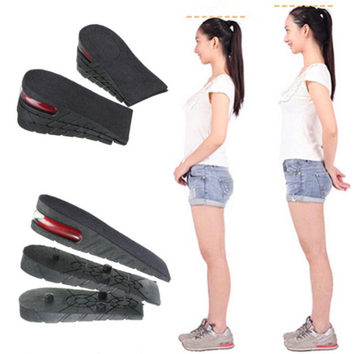 Shoe inserts-Height Increasing Insoles