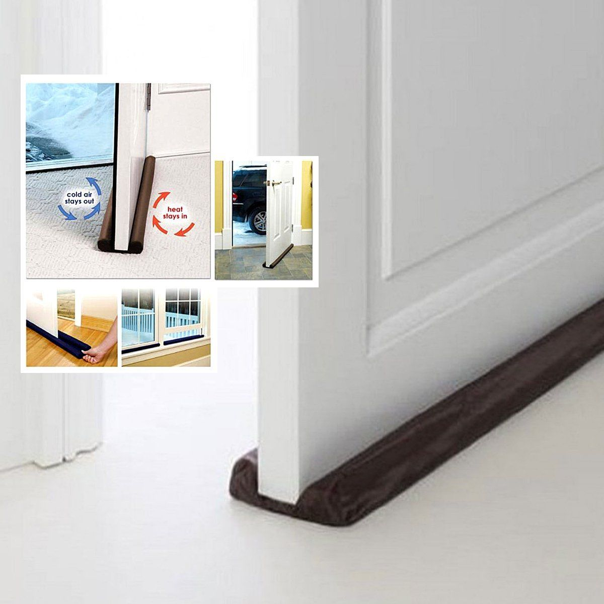 Door Guard -Twin Draft Guard