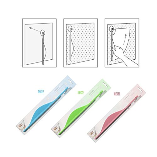 Squeegee Brush Fog Cleaner