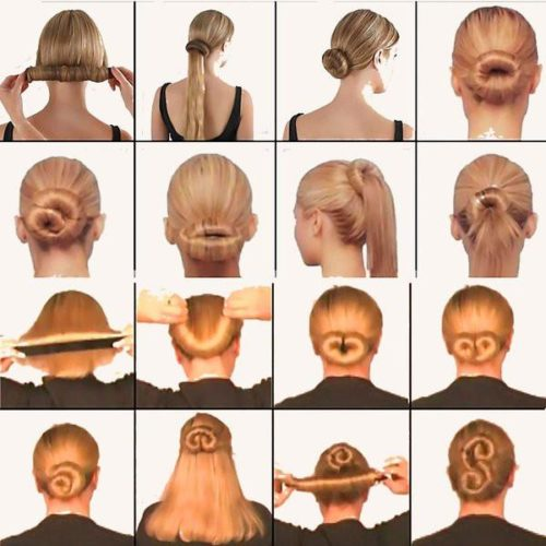 Hair Shape Maker Clip