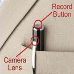 Mini Hidden Spy Pen Camera