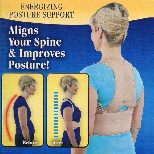Back Supporter-Posture Aid