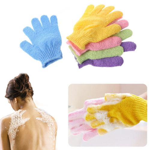 Exfoliating Gloves (One Pair)