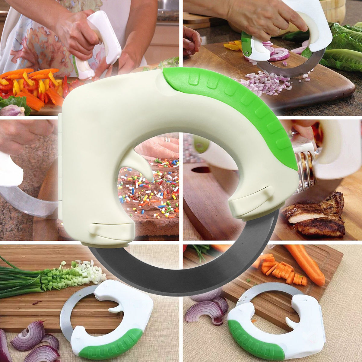 Round Knife-Circular chopping tool