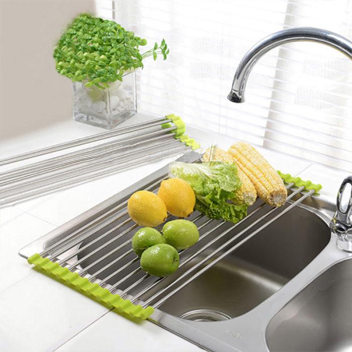 Dish Drying Rack-Multipurpose Tool