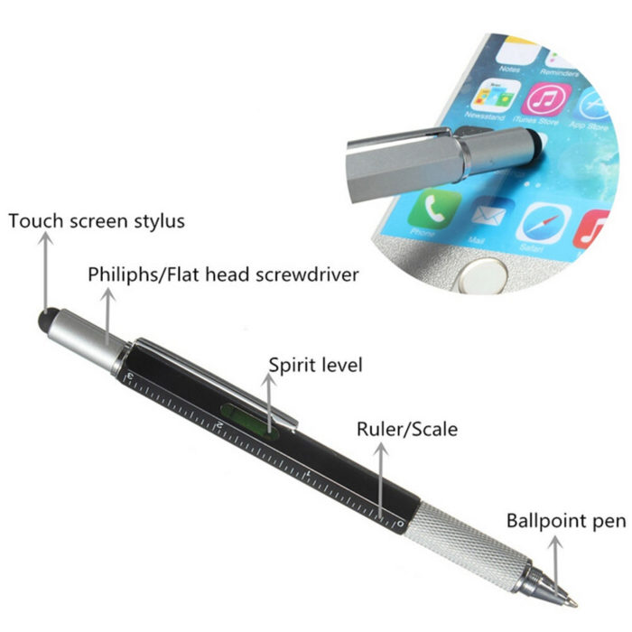 Stylus Pen 6-in1