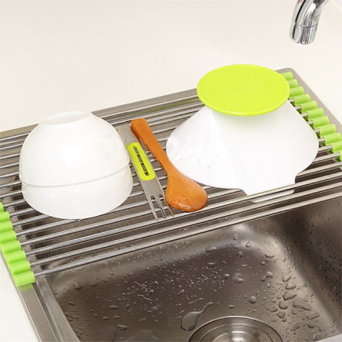Dish Drying Rack-Multipurpose Tool