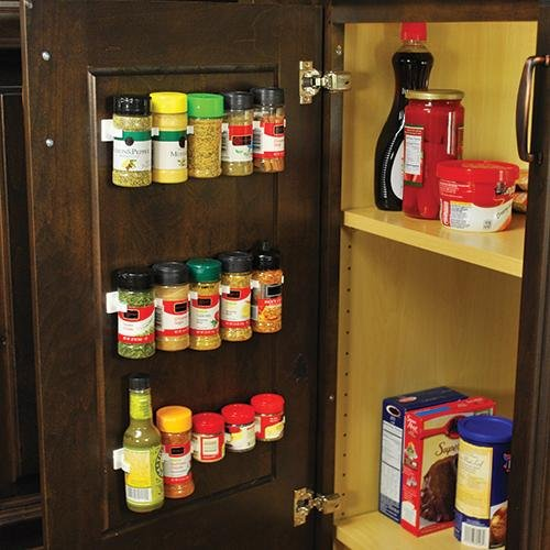 Cabinet Space-Clip and Store