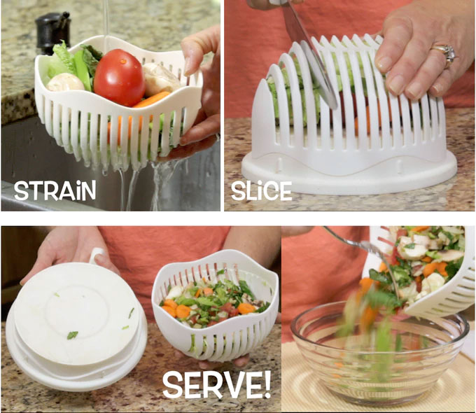 Salad Maker-3 in 1