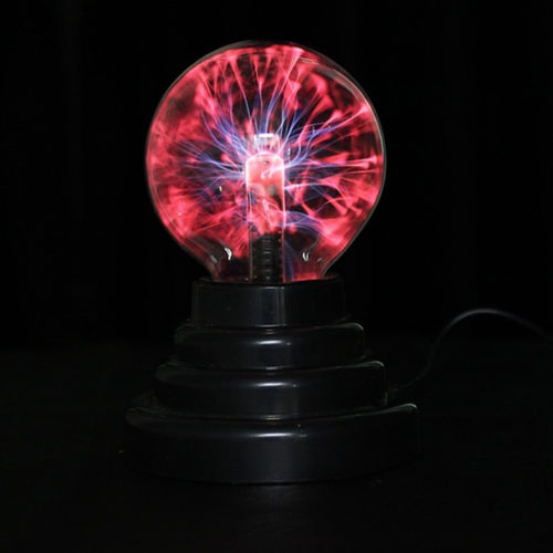 USB Plasma Light Ball