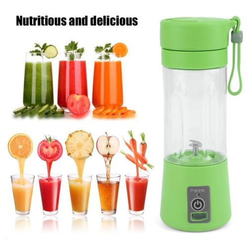 Juice Blender (Portable Electric USB Charged)