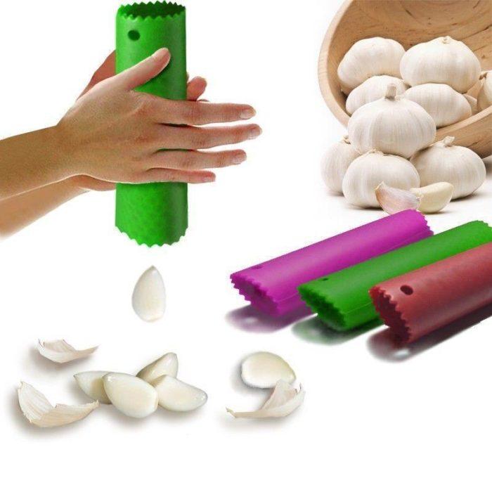 Silicone Garlic Peeler