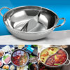 Induction Cooker-Stainless Steel Hot Pot