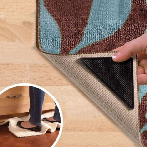 Carpet Gripper Non Slip Corner Rug Life Changing Products