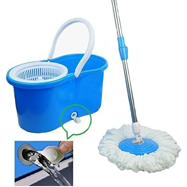 Magic Spinning Mop