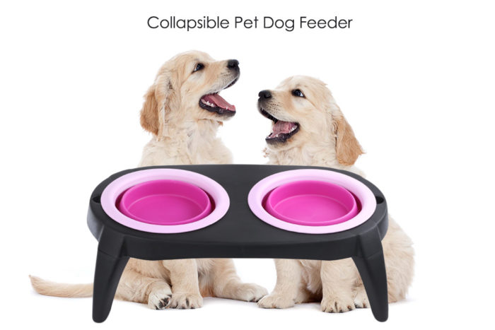 Pet Feeder-Portable