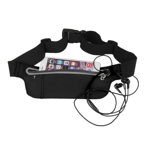 Adjustable Waist Running Belt Fanny Pack