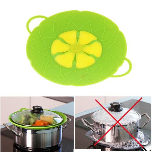 Pot Cover-Spill Stopper