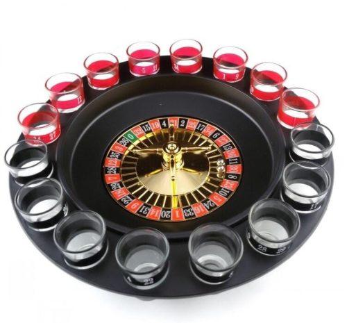 Shot Glass Roulette