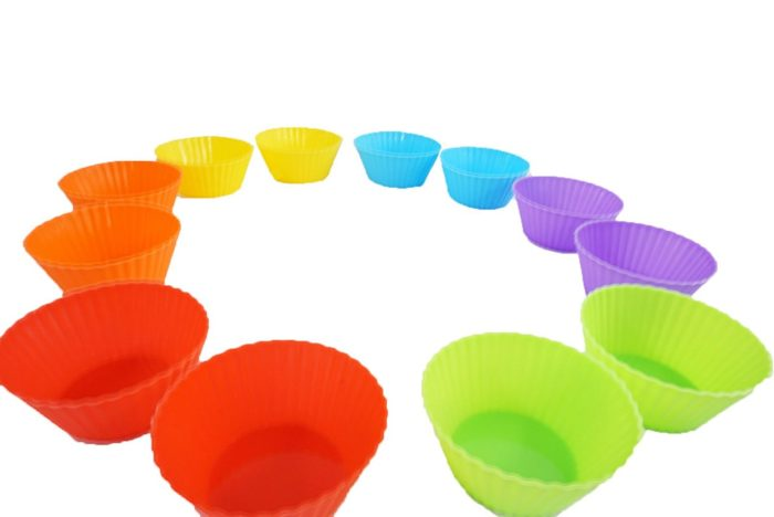 Silicone Baking Cups-Reusable Silicone Liners