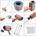 EZ Paint Roller-6Pcs/set
