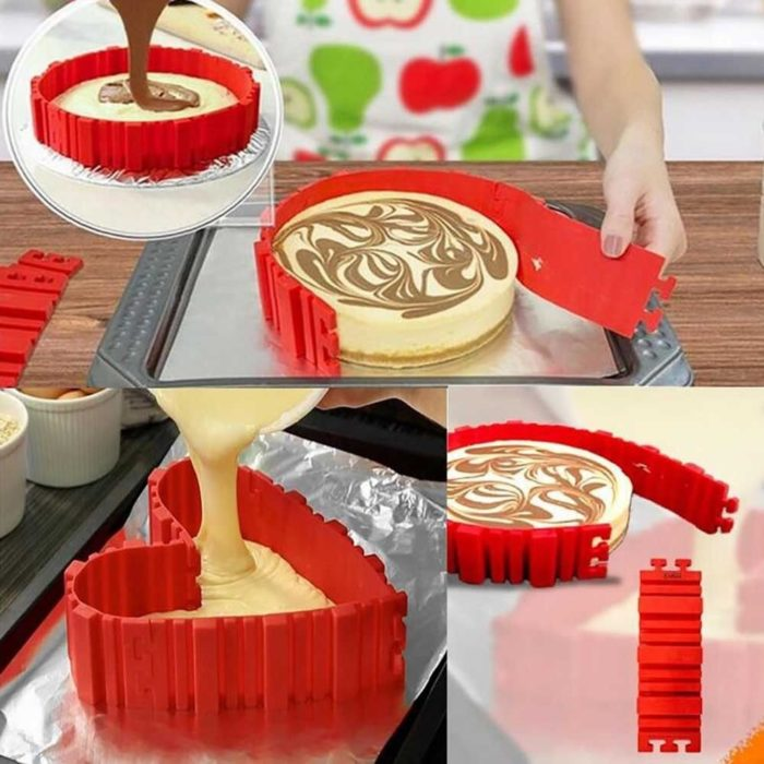 Silicone Pans-Cake Mould