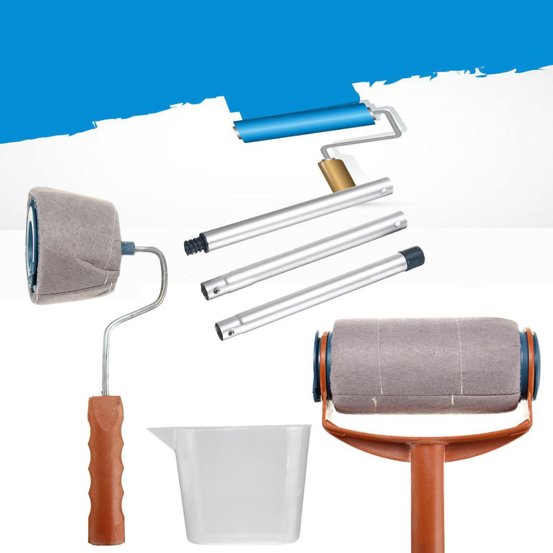 EZ Paint Roller-6Pcs/set