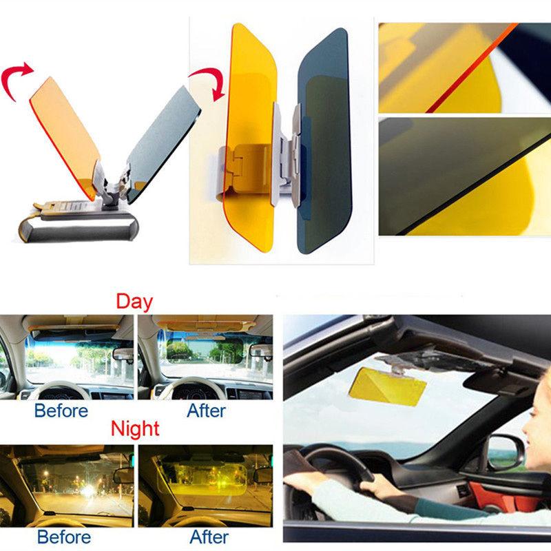 Universal HD Vision Anti-Glare Car Visor - Life Changing Products 93284204f6b