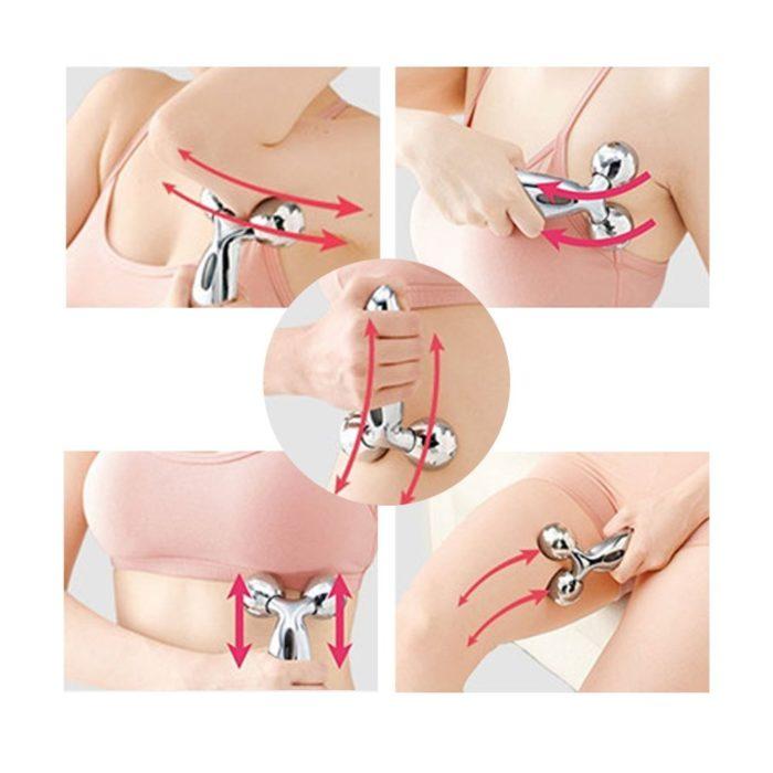 3D Massager Roller
