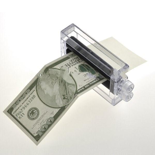Magic Trick Money Printing Machine