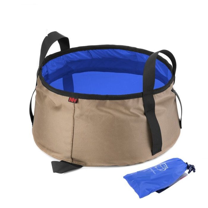 Fold-able Water Bag