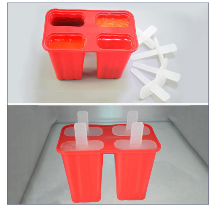Reusable Popsicle Maker