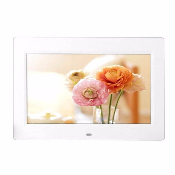 HD Digital Photo Frame Alarm Clock - Life Changing Products