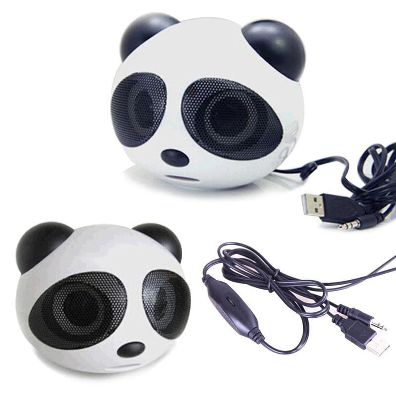 Novelty Panda Speaker
