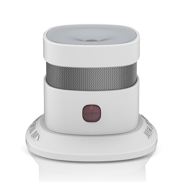 Smart Smoke Detector Fire Alarm System Life Changing