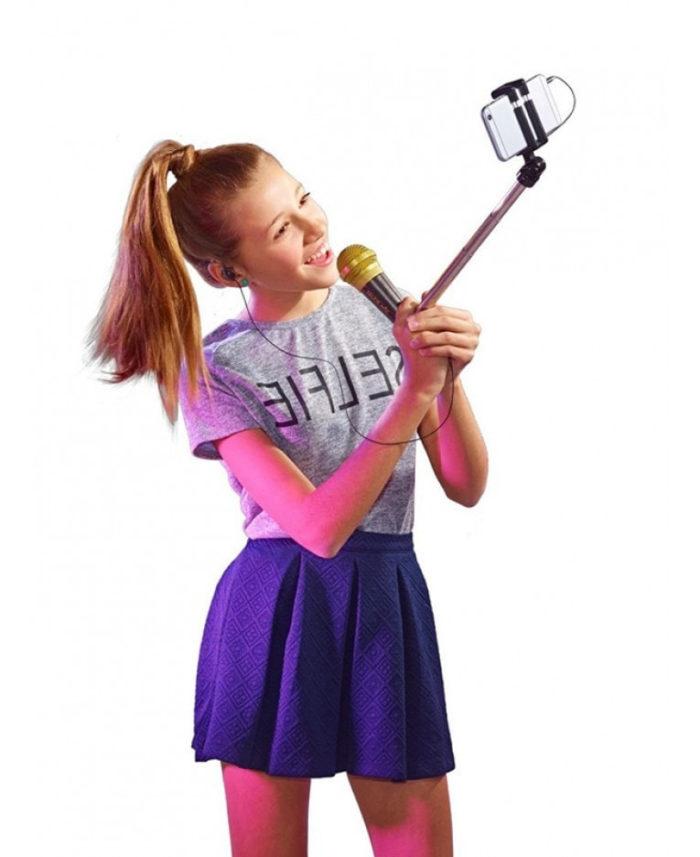 Karaoke Selfie Mic