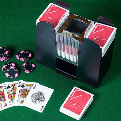 Professional Automatic Card Shuffler