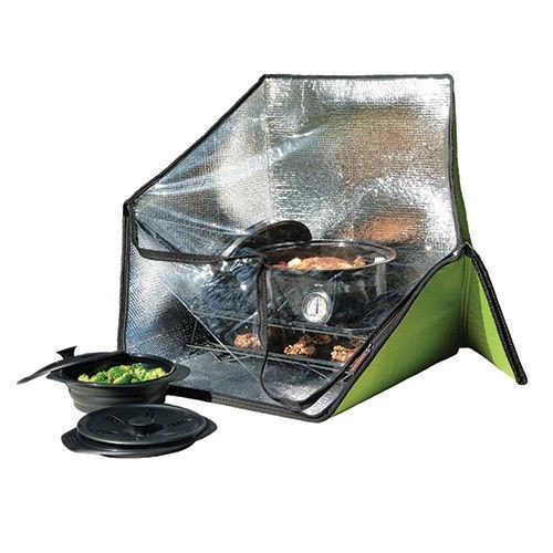 Solar Powered Outdoor Cooker